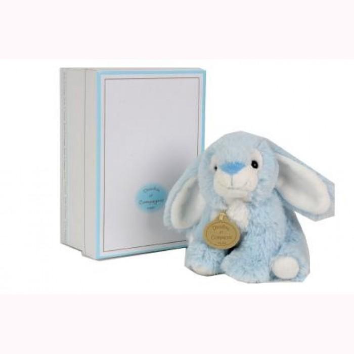 Музыкальный ящик голубой кролик