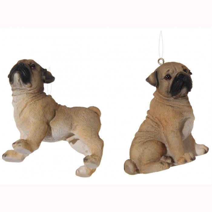 Dog mix2 brown 8cm
