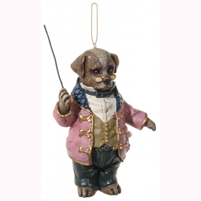 Dog conductor 12cm