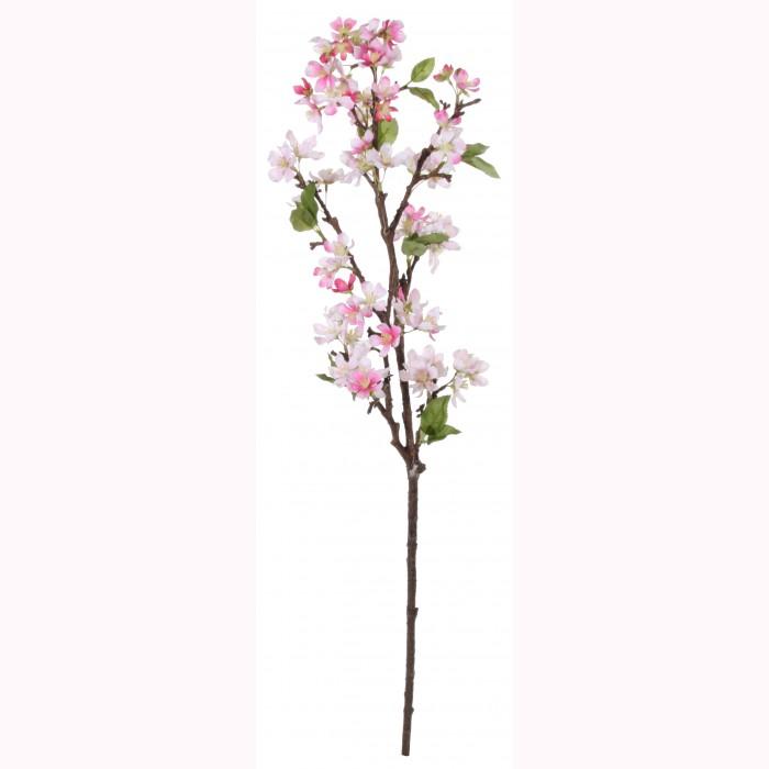Apple blossom cream pink  h96cm