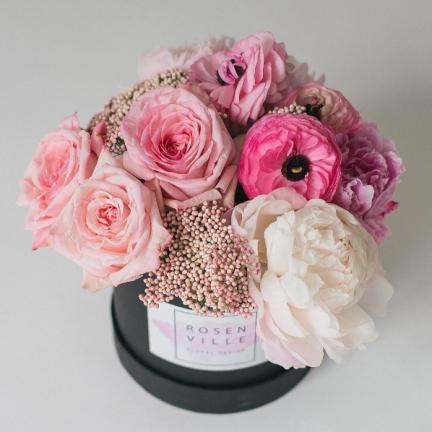 Розовая сладость