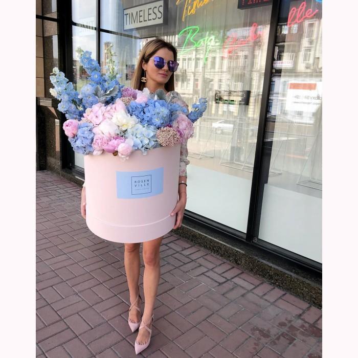 """Коробка-гигант «Pink Giant"""""""